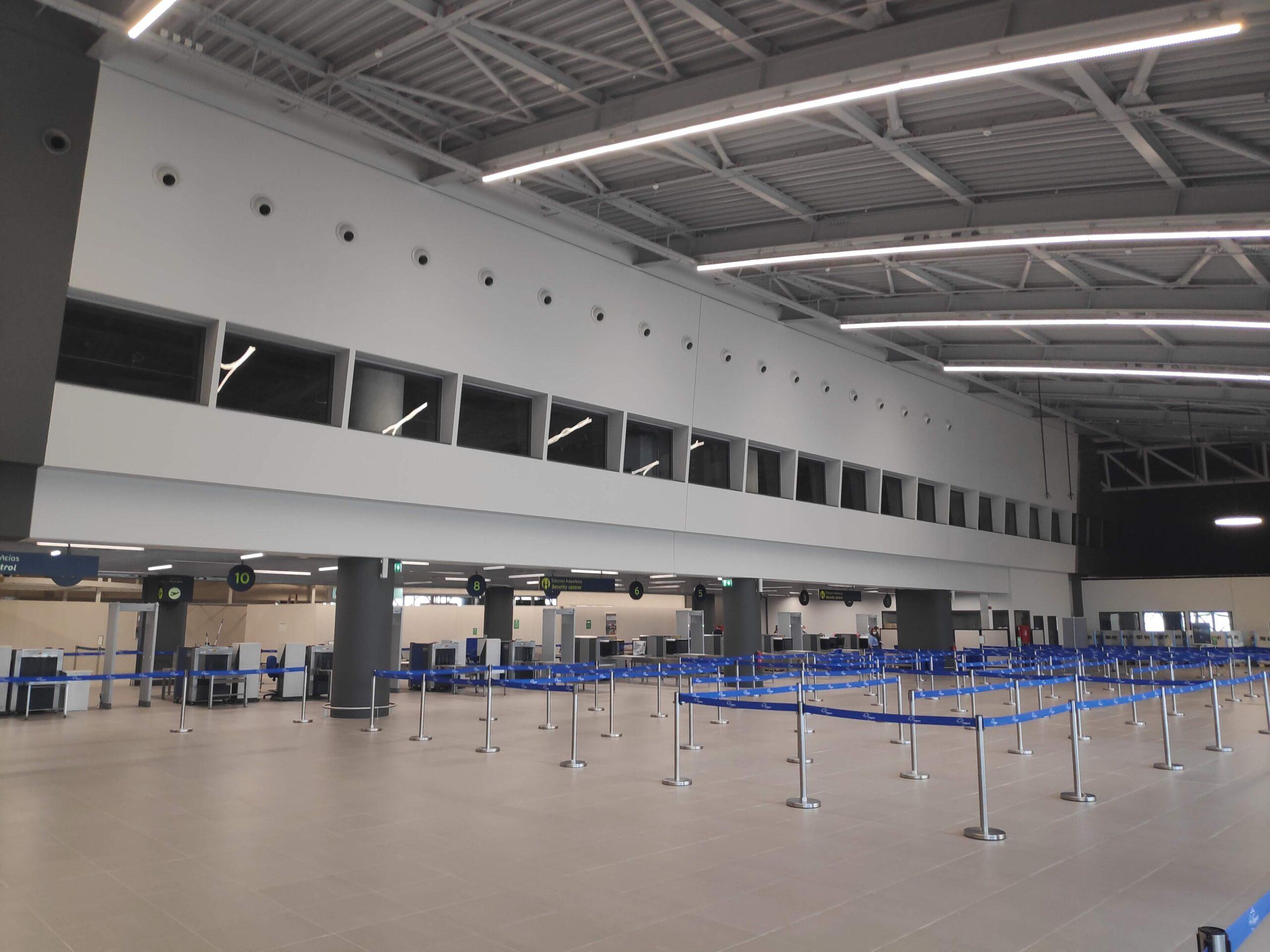 Περιφερειακά Αεροδρόμια – σε εξέλιξη